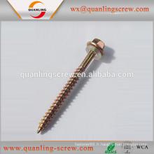 Chine Wholesale produits métalliques vis pour toiture