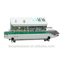 plastic film powder pouch sealer DBF-900W