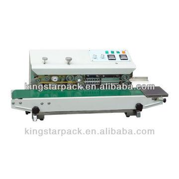 Scellant pour pellicule en poudre en plastique DBF-900W