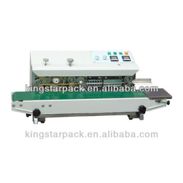 DBF-900W film sealer for meat