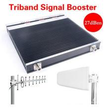 Repetidor / repetidor de la señal de 2g / 3G / 4G, repetidor de 3G 4G Lte, impulsor móvil de la señal