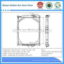 Boa qualidade radiador vovlo 20700605 20733349 4020201