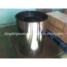 Hoja de molibdeno de alta pureza para horno de vacío de cristal de zafiro