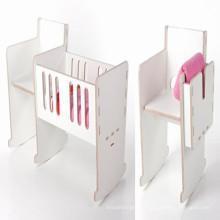 Cadeira de madeira prática para Babysitting / Fashion Móveis de madeira