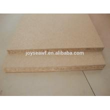 Plain Panel de partículas / aglomerado para muebles