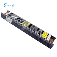 boqi Constant Voltage Led Driver 24v 0-10V Dimmable Led Drivers 150w 6.3a power supply With CE SAA FCC Listed For LED Lighting