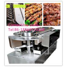 Máquina de grelha de frango rotativa de venda quente