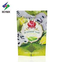 Sacos de chá vazios Saco de embalagem selado de três lados