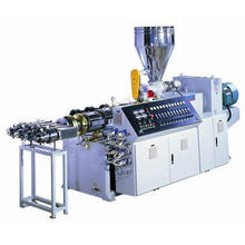 high extruding speed PVC Pipe extrusion line