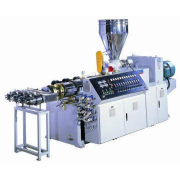 PVC electric conduit pipe making machine