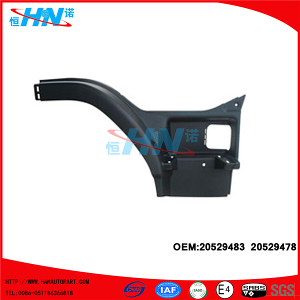 Footstep Mudguard Truck Body Parts 20529483 29529478