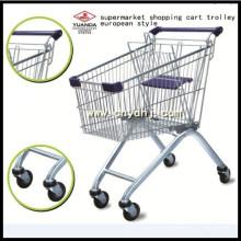European Style Shopping Cart, Shopping Trolley