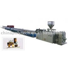 PVC profile extrusion line(plastic machine)