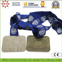 Médailles sportives personnalisées pour souvenir
