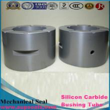Silicon Carbide Sleeve Ssic Rbsic Bush Tube Sicrb Plug