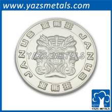 2015 best metal plating coin