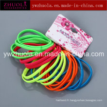 Girl Hair Elastic Without Metal