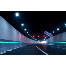 Metro subway tunnel fire resistant wall panel cladding