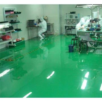 Cat lantai mortar epoxy hospital