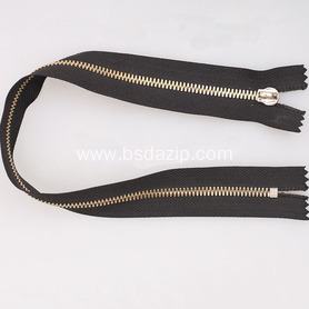 Brass No. 13 40 Inch Zipper for Bag