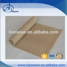 Imperméabilisant PTFE Teflon Coated Fiberglass Conveyor Belt