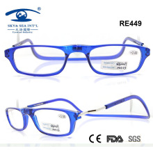 Fashion Useful Woman Man Reading Glasses (RE449)