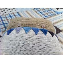 Customized Cute Crochet Cushion Covers