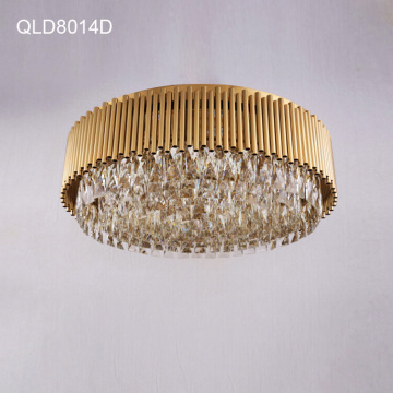 plafoniere moderne a led in cristallo luci decorative