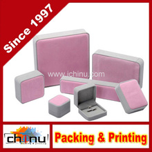 OEM Customized Paper Gift Jewelry Box (140065)
