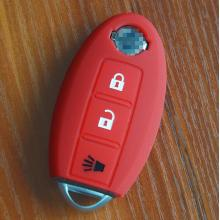 Red Pink Silicone Key Cover Case for Key