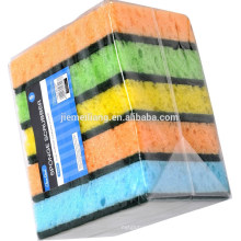 JML 13.5*9*3cm Kitchen Sponge Cellulose Sponge
