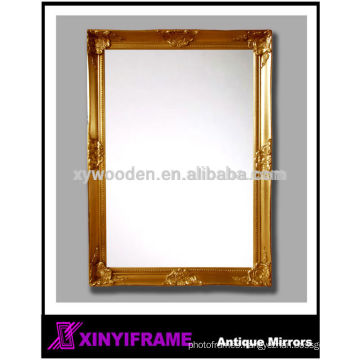 Wall Antique Wood Carved Classic Mirror Frame