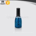 wholesale custom made unique empty nail polish bottle with brush