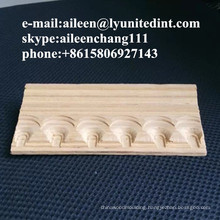 machine carved furniture used wood moulding