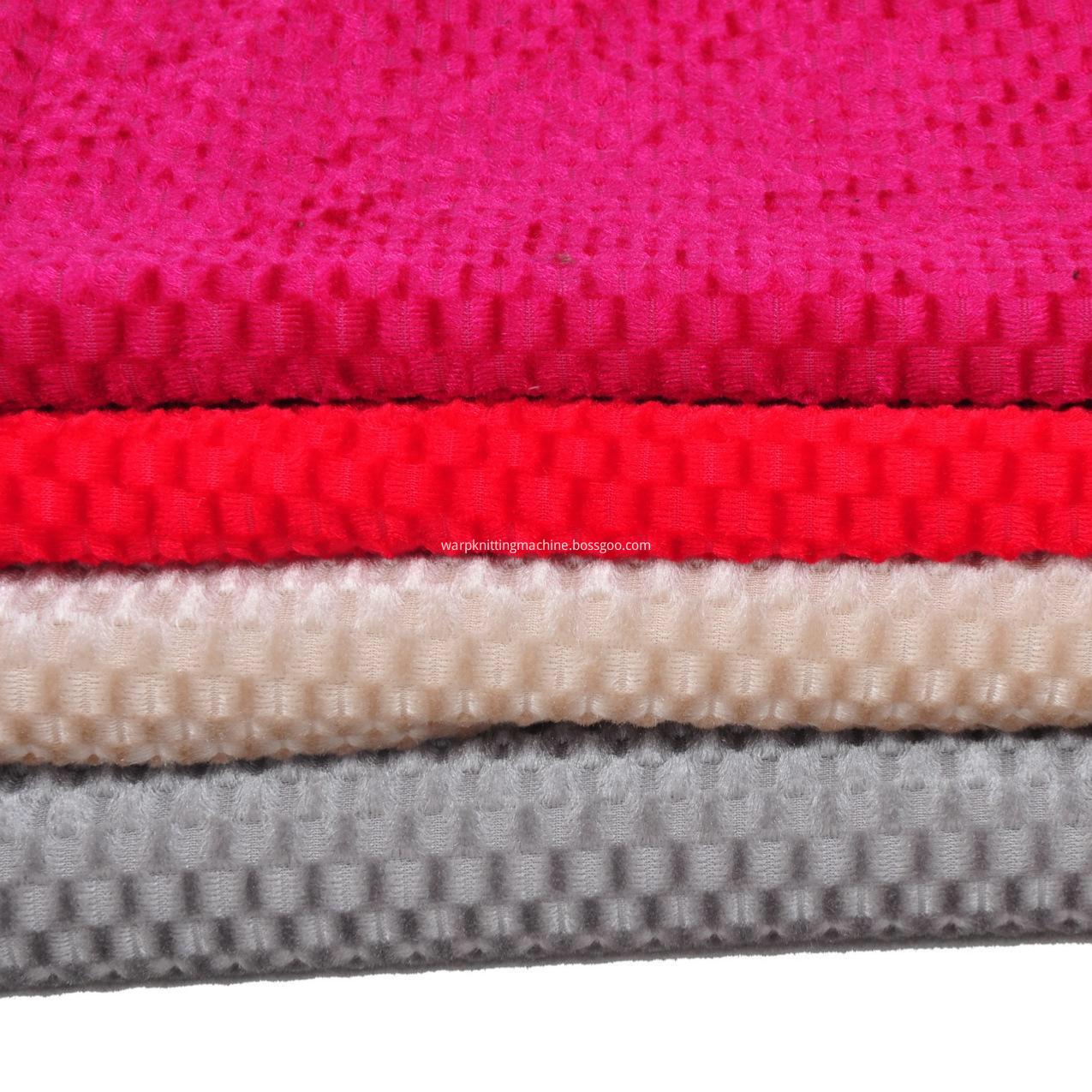 tricot velvet