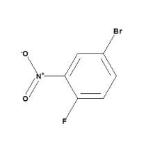 4-Bromo-1-Fluoro-2-Nitrobenzene N ° CAS 364-73-8