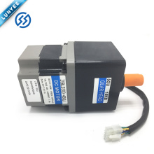 400 Watt 36 v 48 v 72 v low voltage bldc getriebemotor fahrer mit getriebe