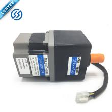 Conductor de motor del engranaje del bldc de la baja tensión de 400w 36v 48v 72v con la caja de engranajes