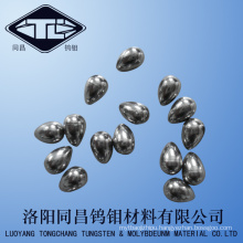 Tungsten Drop Wnife Dia5.5mm, Tungsten Alloy Ball Dia6mm