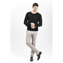 Camisola de lã de moda masculina 2018brawm005