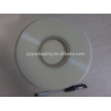 Ultra thin capacitor polyethylene terephthalate film