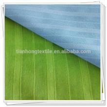 Soild teints Jacquard tissu de coton pour le textile à la maison-abric/coton Jacquard tissu/Floral Jacquard tissu
