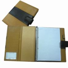 B5 Notebook Case, organizador, pasta de arquivos
