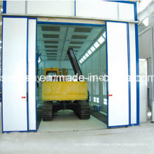 Customized Non-Standard Spray Paint Booth for Heavy Duty Truck