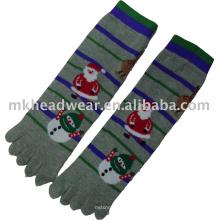 Dame Fünf-Zehe-Socke
