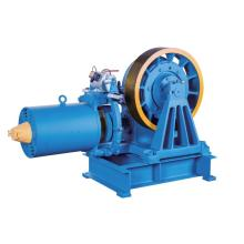 VVVF Drive Geared Elevator Traction Machine, 7000kg Static Capacity YJ245-B