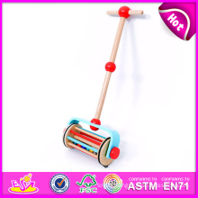 2014 Wooden Toy Pull for Kids, Lovely Wooden Toy Pull Along for Chilren, Hot Sell Wooden Toy Pull and Push for Baby W05A009 Factory