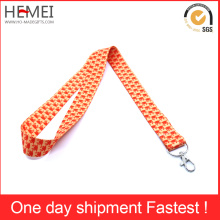 Ribbon Customized Lanyard with Pantone Colors Matched