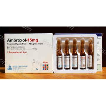 Clorhidrato de Ambroxol para inyección