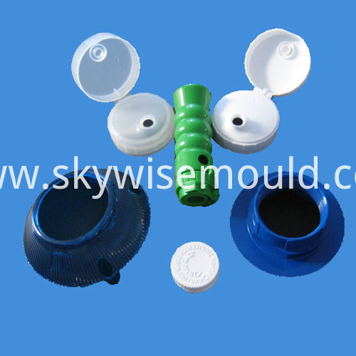 Plastic Injection Package Bottle Cap Mold